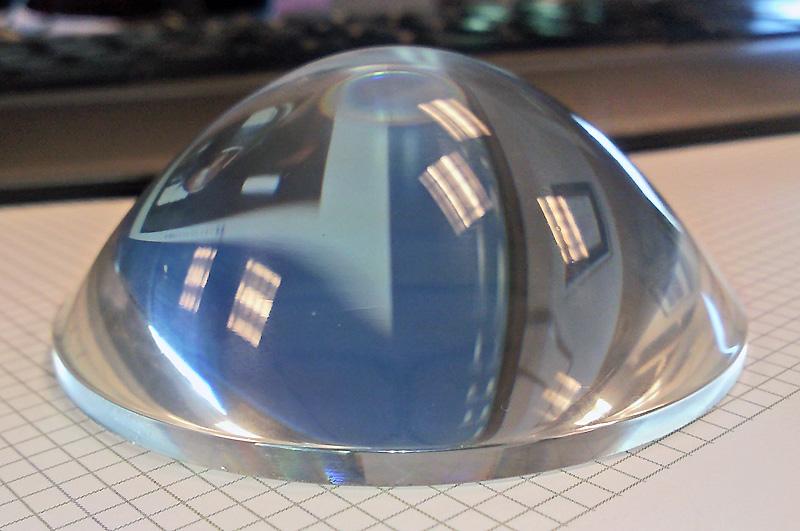 75mm Aspheric Lens Source